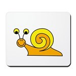 Take it Easy Snail Mousepad