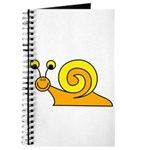 Take it Easy Snail Journal