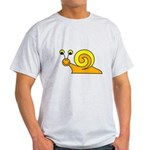 Take it Easy Snail Light T-Shirt