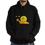 Take it Easy Snail Hoodie (dark)