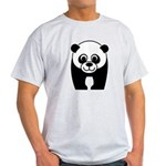 Save the Panda - an Endangered Species Light T-Shi