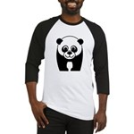 Save the Panda - an Endangered Species Baseball Je