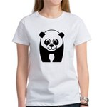 Save the Panda - an Endangered Species Women's T-S