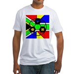 South Africa Fitted T-Shirt