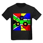 South Africa Kids Dark T-Shirt