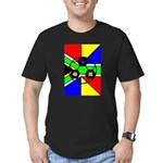 South Africa Men's Fitted T-Shirt (dark)