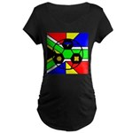 South Africa Maternity Dark T-Shirt