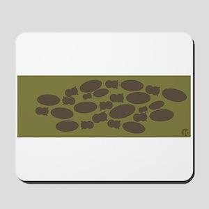 Hippos Mousepad