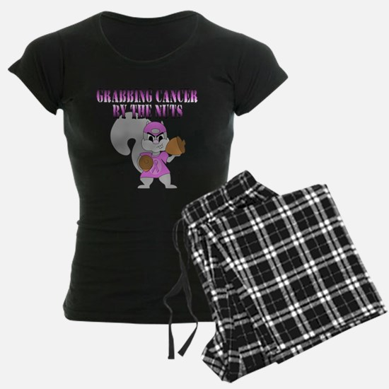 Grabbing cancer by the nuts Pajamas