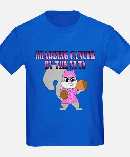 Grabbing cancer by the nuts T