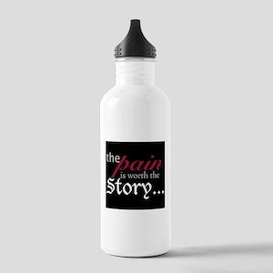 Pain-Worthy Story Water Bottle
