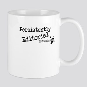 Persistently Editorial Mug