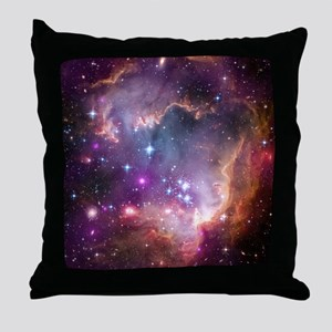 SMC Throw Pillow