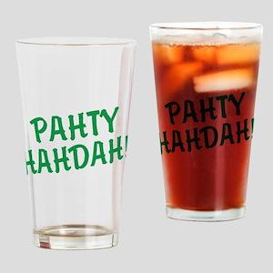 PAHTY HAHDAH Drinking Glass