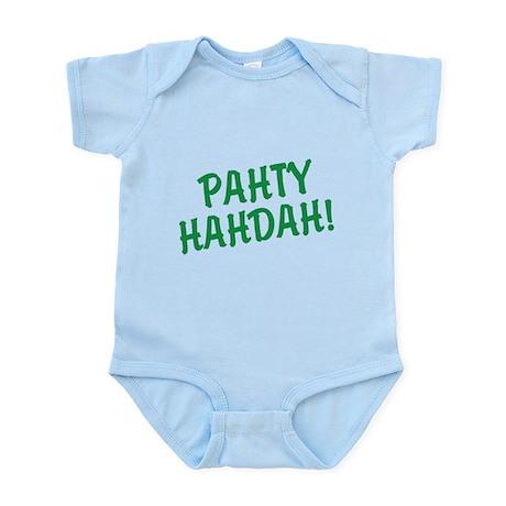 PAHTY HAHDAH Body Suit