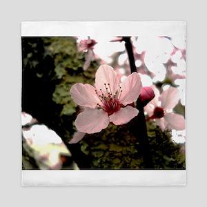 Cherry Blossom, 1 Queen Duvet