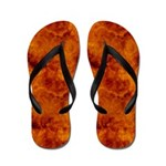 Thoroughly Rusted Flip Flops