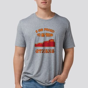 My favorite city. I love my Mens Tri-blend T-Shirt