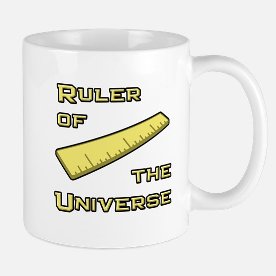 Ruler of the Universe Mug