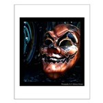 Masked in Color - Digital Photography Posters