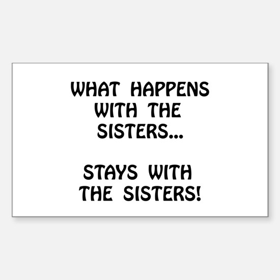 Happens Sisters Decal