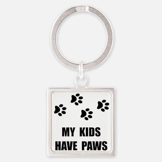 Kids Paws Keychains