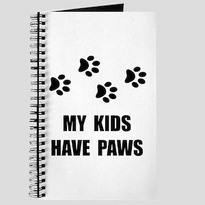 Kids Paws Journal