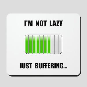 Lazy Buffering Mousepad