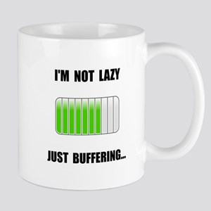 Lazy Buffering Mug