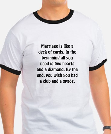Marriage Cards T-Shirt