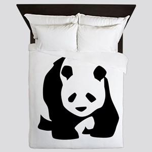 Panda Queen Duvet