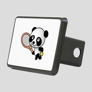 Tennis Panda Hitch Cover
