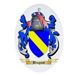 Brugnot Ornament (Oval)