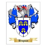 Brugman Small Poster