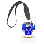 Brugh Large Luggage Tag
