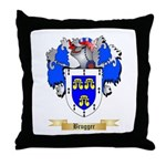 Brugger Throw Pillow