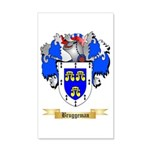 Bruggeman 20x12 Wall Decal