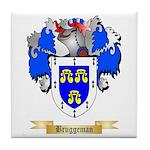 Bruggeman Tile Coaster