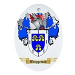Bruggeman Ornament (Oval)