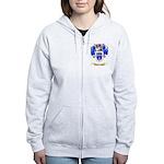 Brugermann Women's Zip Hoodie