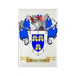 Brugermann Rectangle Magnet (100 pack)