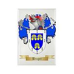 Bruger Rectangle Magnet (100 pack)