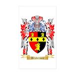 Bruderson Sticker (Rectangle 50 pk)