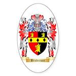 Bruderson Sticker (Oval)