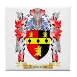 Bruderson Tile Coaster