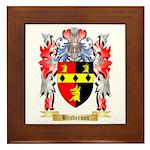 Bruderson Framed Tile