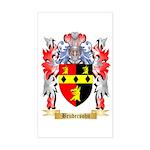 Brudersohn Sticker (Rectangle)