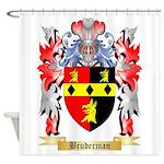 Bruderman Shower Curtain