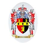 Bruderman Ornament (Oval)