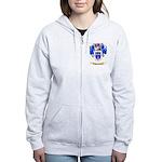 Bruckstein Women's Zip Hoodie